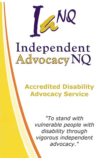 Independent Advocacy in the Tropics brochure