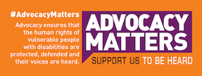 Advocacy Matters - Get Involved
